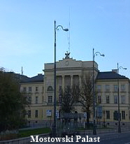Mostowski Palast