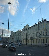Plac Bankowy Warszawa