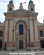 Armee Kathedrale