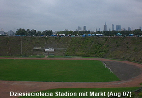 Praga Dziesieciolecia Stadion