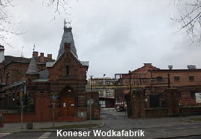 Koneser Wodkafabrik Warschau