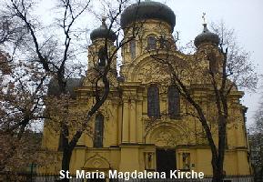 Praga Maria Magdalena Kirche
