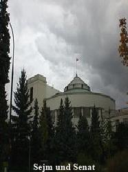 Sejm und Senat Polen