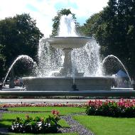 Sächsischer Garten in Warschau