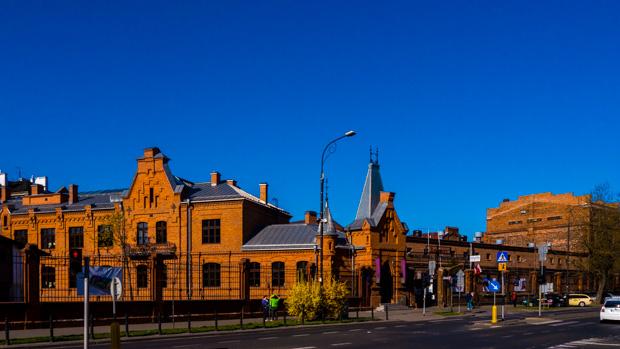 Koneser Wodkafabrik